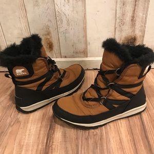Sorel Whitney Short Boots